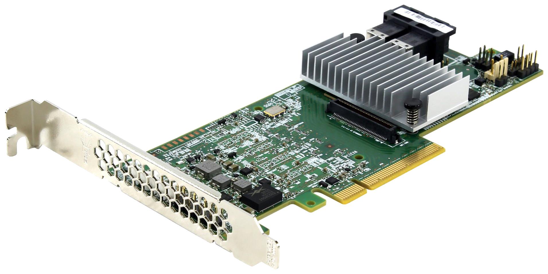 PCI-e RAID контроллер Broadcom Limited LSI MegaRAID SAS 9361-8I (LSI00417)
