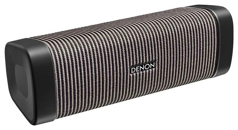 Беспроводная акустика Denon Envaya Pocket DSB-50BT Grey/Black (DSB50BTBGEM)