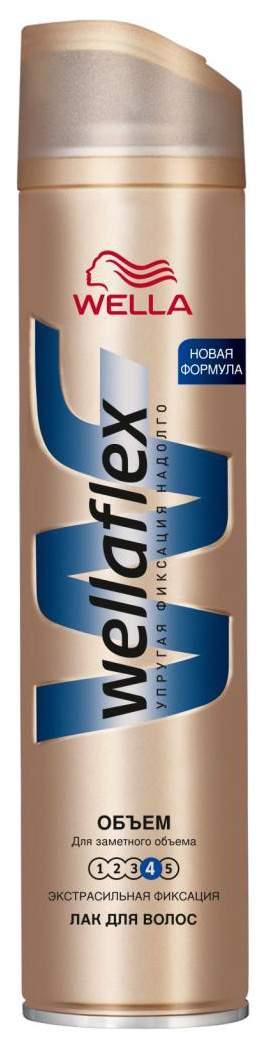 Лак для волос Wella Длительная поддержка объема Экстра сильной фиксации 250 мл