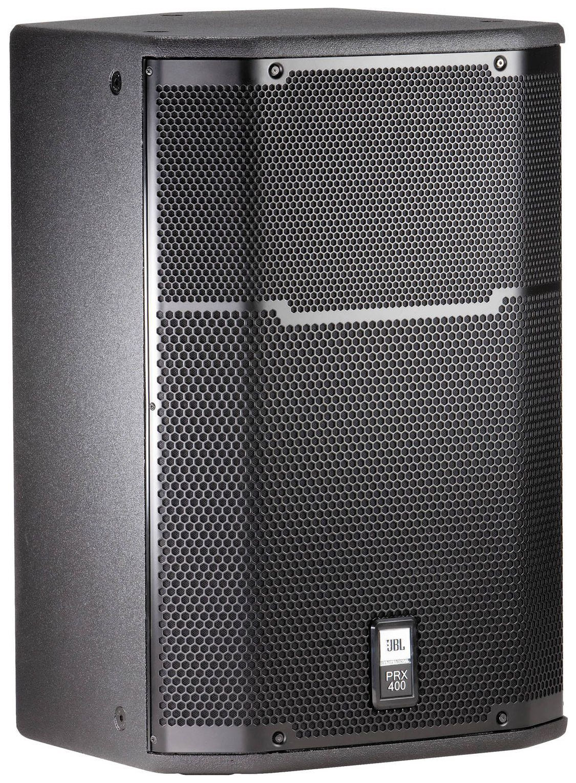 Колонки JBL PRX415M Black