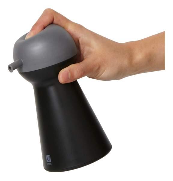 Диспенсер для мыла squish чёрный