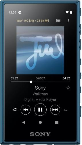 Плеер Sony Walkman NW-A105HN Blue