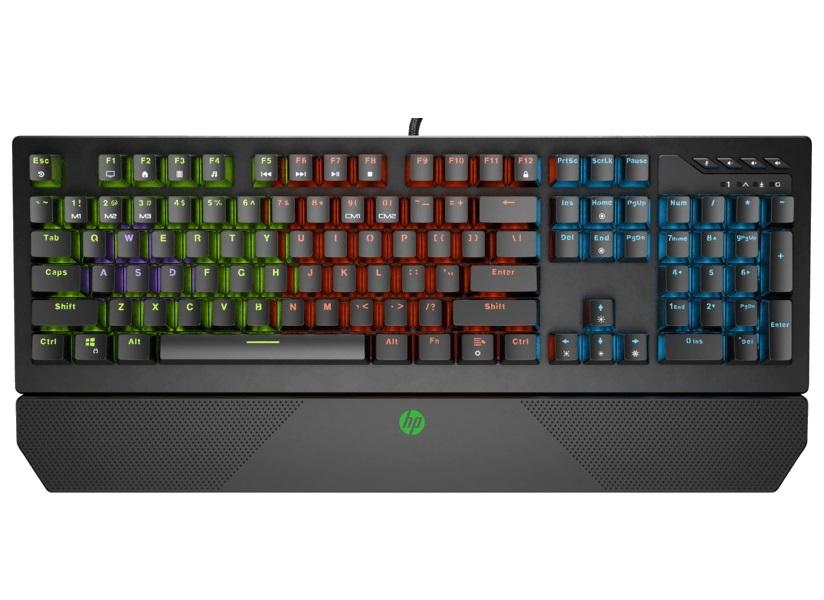 Игровая клавиатура HP Pavilion Gaming 800 Black (5JS06AA)