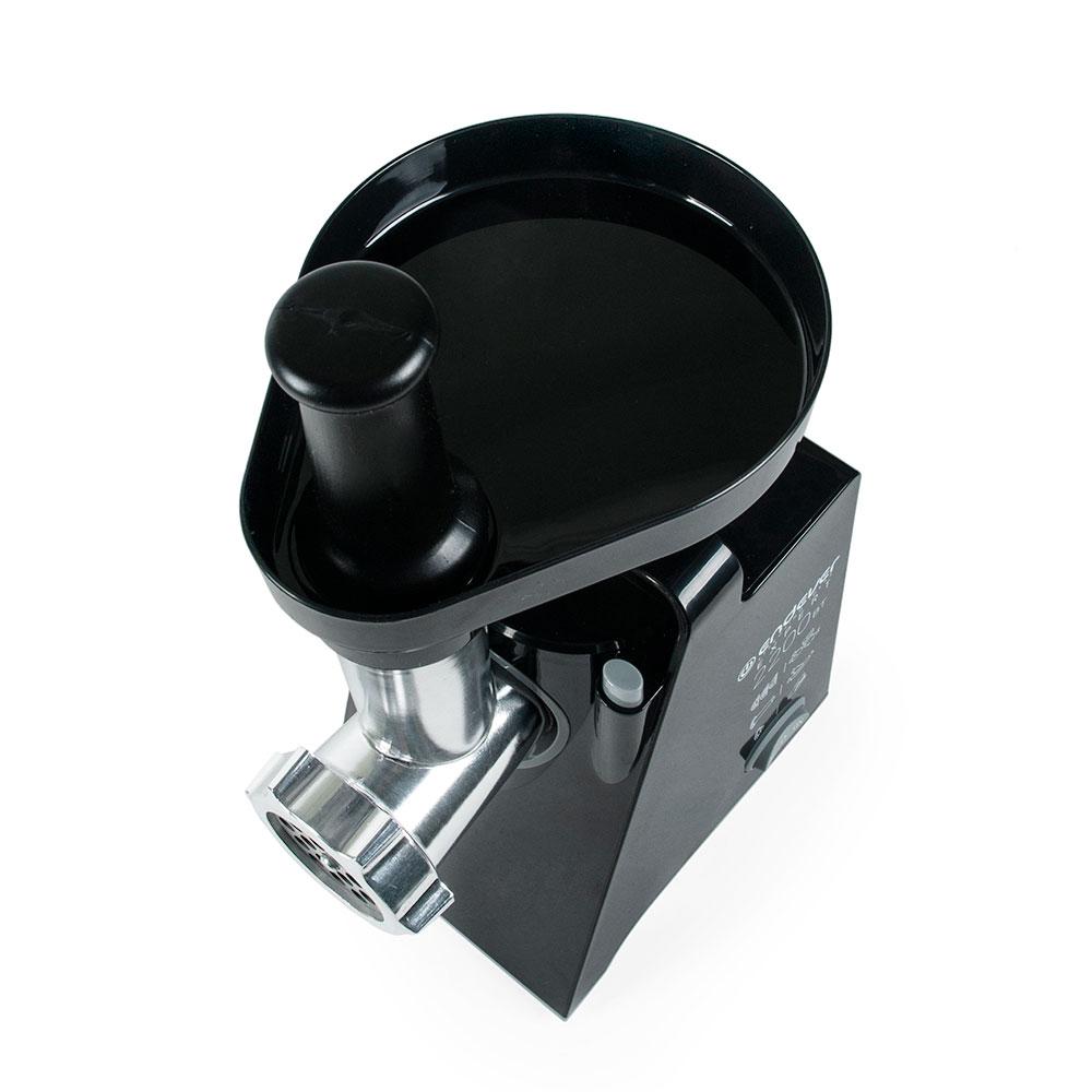 Миниатюра Электромясорубка Endever Sigma-54 Black №8