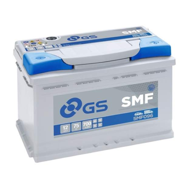 Аккумулятор GS SMF096 (75R)