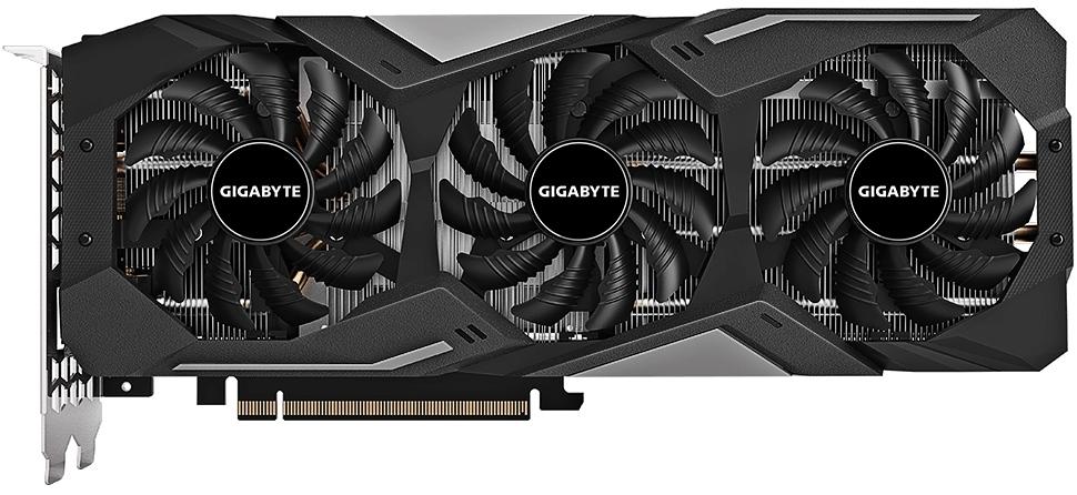 Видеокарта GIGABYTE nVidia GeForce RTX 2060 SUPER (GV-N206SGAMING OC-8GD)