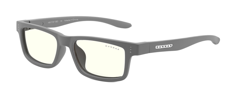 Детские очки для компьютера Gunnar Cruz Kids Small Clear Natural CRU-10009 (4-8 лет) Grey