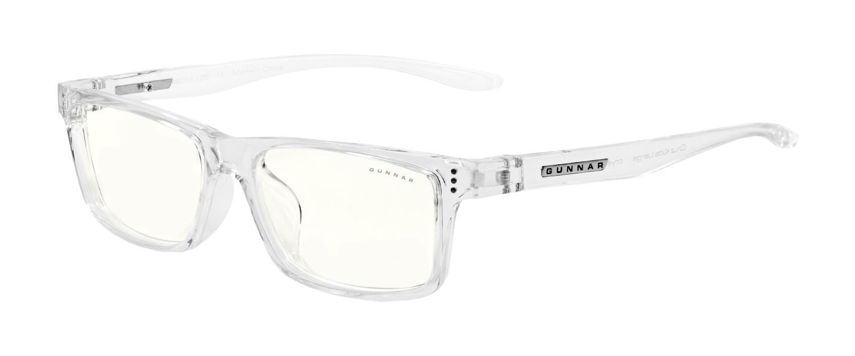 Детские очки для компьютера Gunnar Cruz Kids Large Clear Natural CRU-07609 8-12лет Crystal