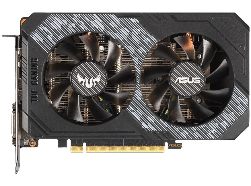 Видеокарта ASUS ROG Strix nVidia GeForce RTX 2060 (TUF-RTX2060-O6G-GAMING)