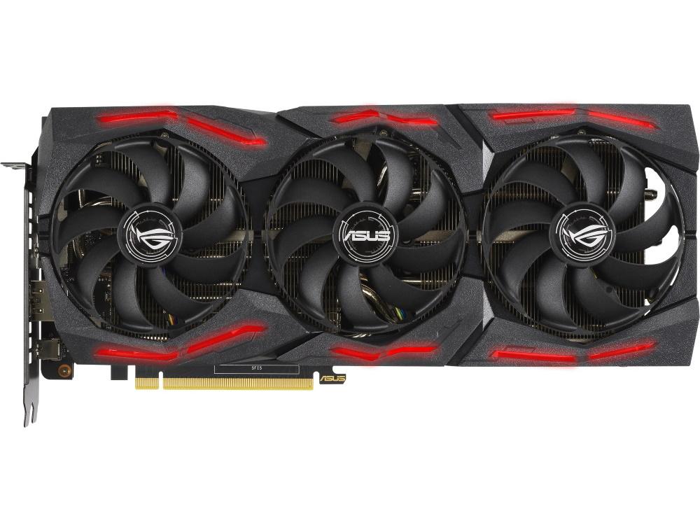 Видеокарта ASUS ROG Strix nVidia GeForce RTX 2060 SUPER (ROG-STRIX-RTX2060S-8G-EVO-GAMING)