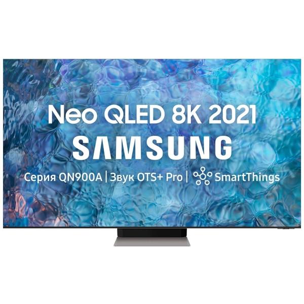 Фотография QLED Телевизор 8K Ultra HD Samsung QE75QN900AU №1