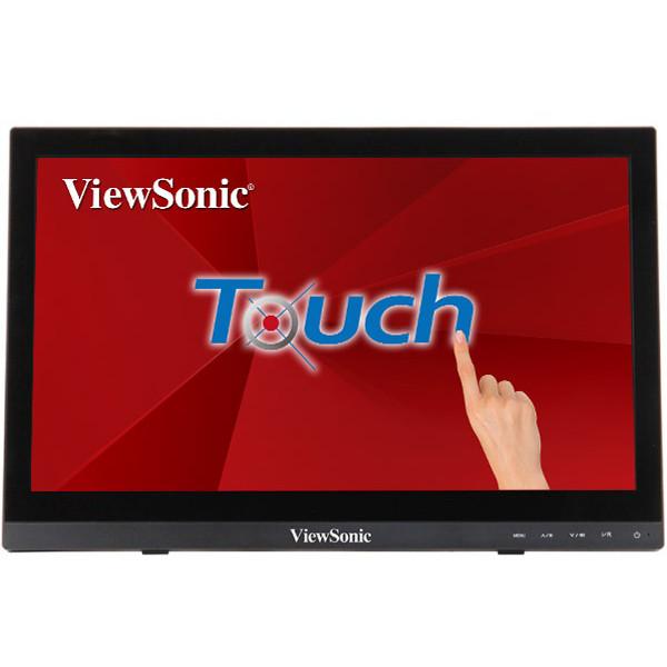 Монитор Viewsonic TD1630-3 Black