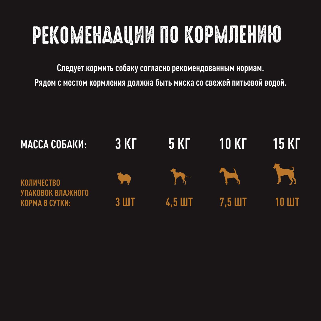 Миниатюра Консервы для собак CRAVE Adult с Ягнёнком, 85г х 24 шт №7