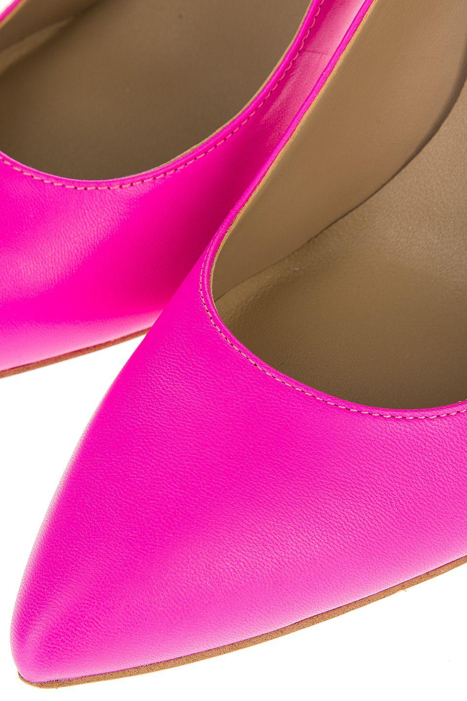 OUTLET Женские белые ажурные туфли-лодочки с бежевыми