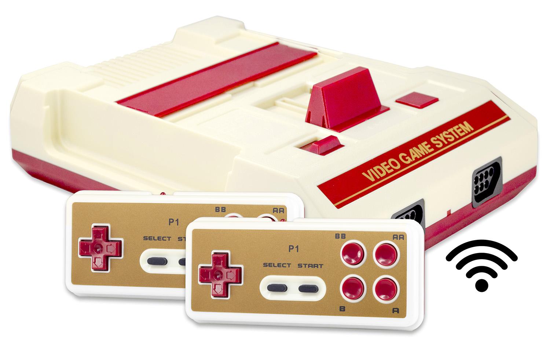 Игровая приставка Retro Genesis 8 Bit Wireless
