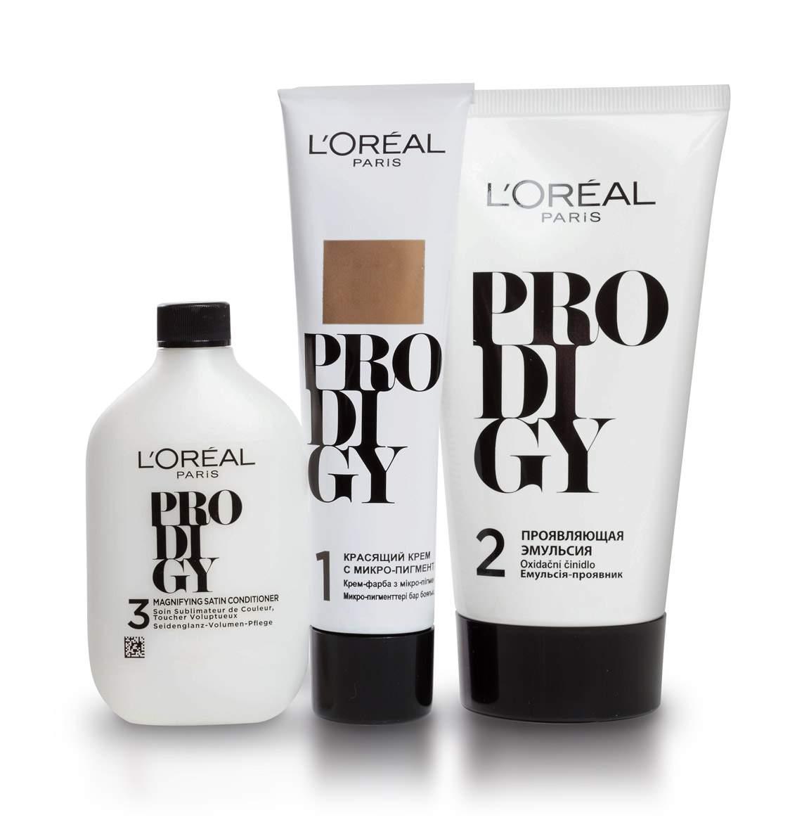 Миниатюра Краска для волос L`Oreal Paris Prodigy тон 7.0 миндаль №2