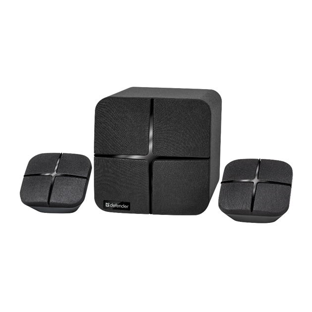 Колонки для компьютера Defender X190 Black