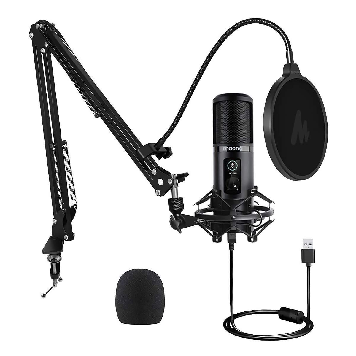Микрофоны MAONO AU-PM421