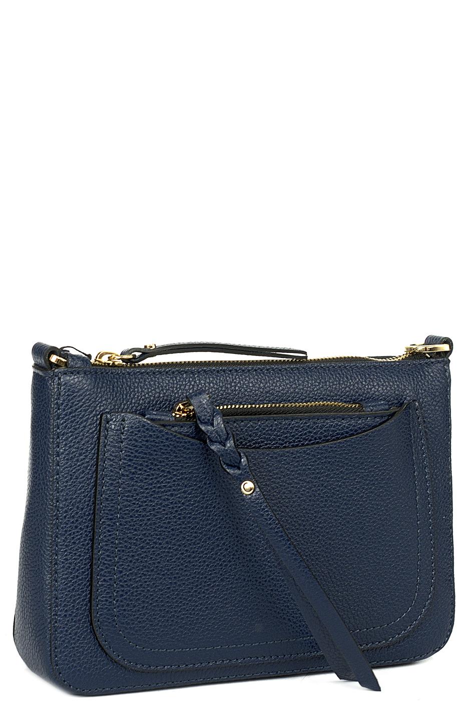 Сумка-клатч женская Gianni Chiarini BS6363 синяя