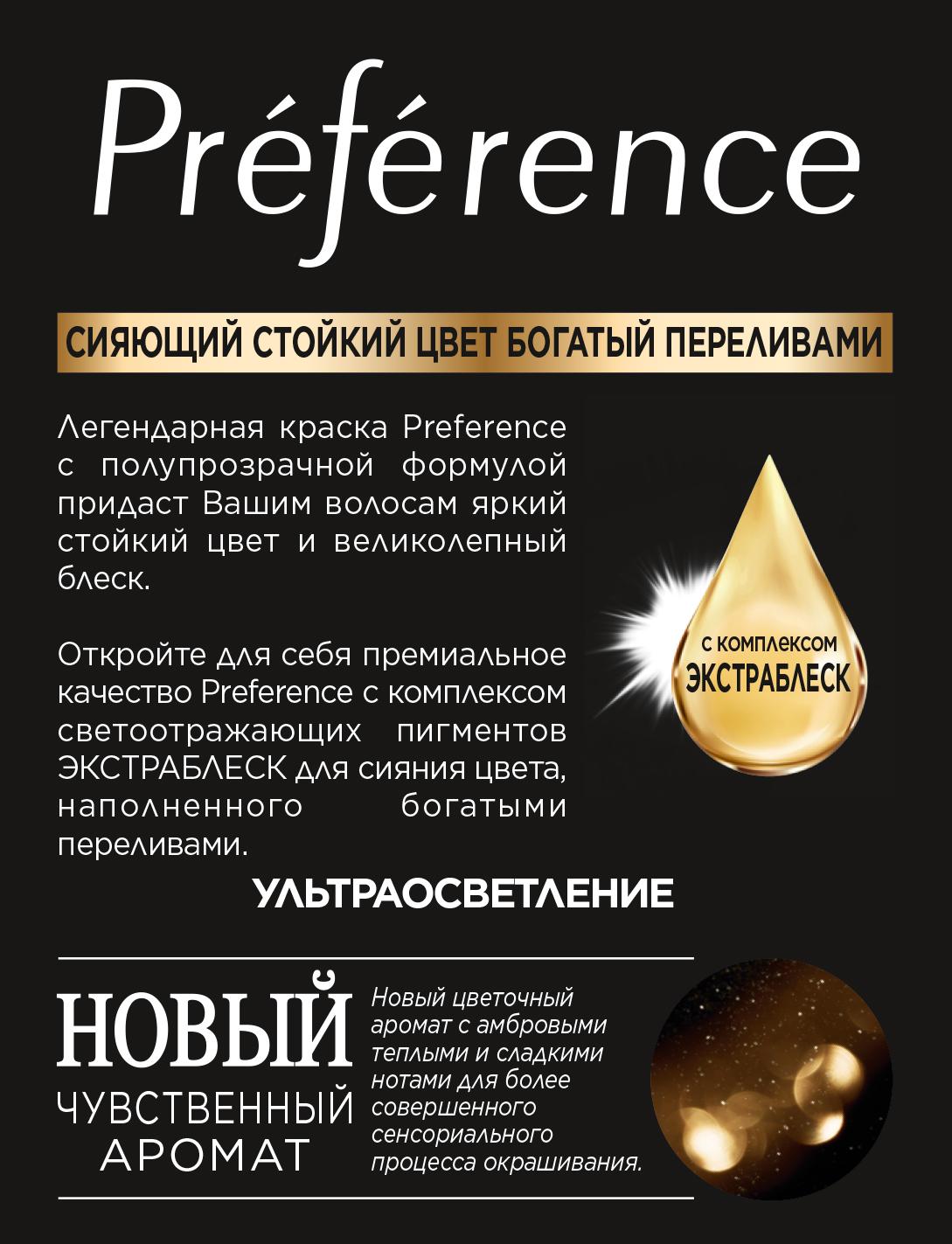 Миниатюра Краска для волос L'Oreal Paris Preference оттенок 11,21 ультраблонд перламутровый №8