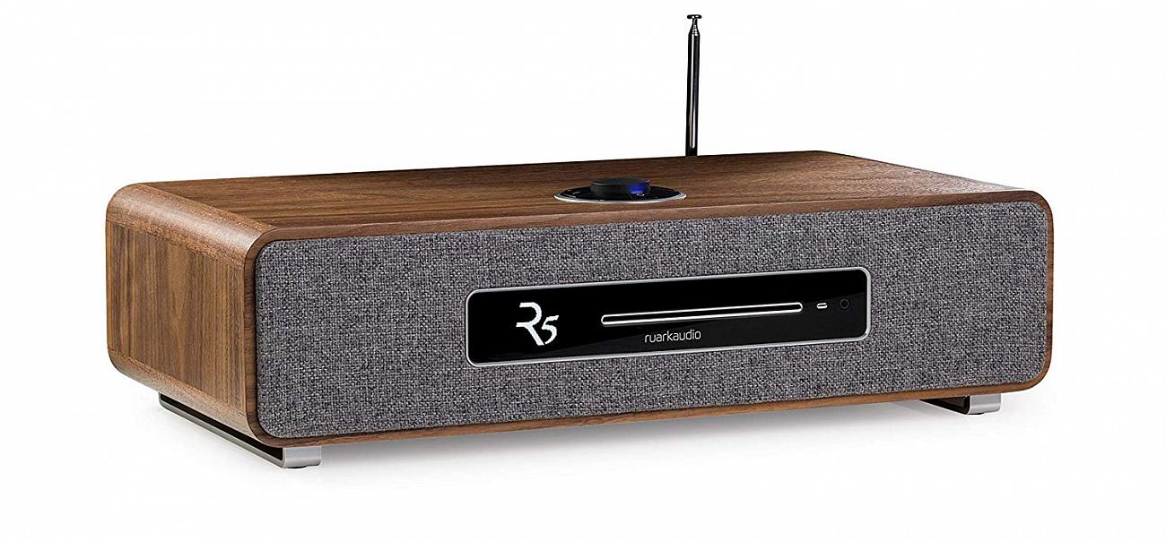 Акустическая система Ruark Audio R5 (Rich Walnut)