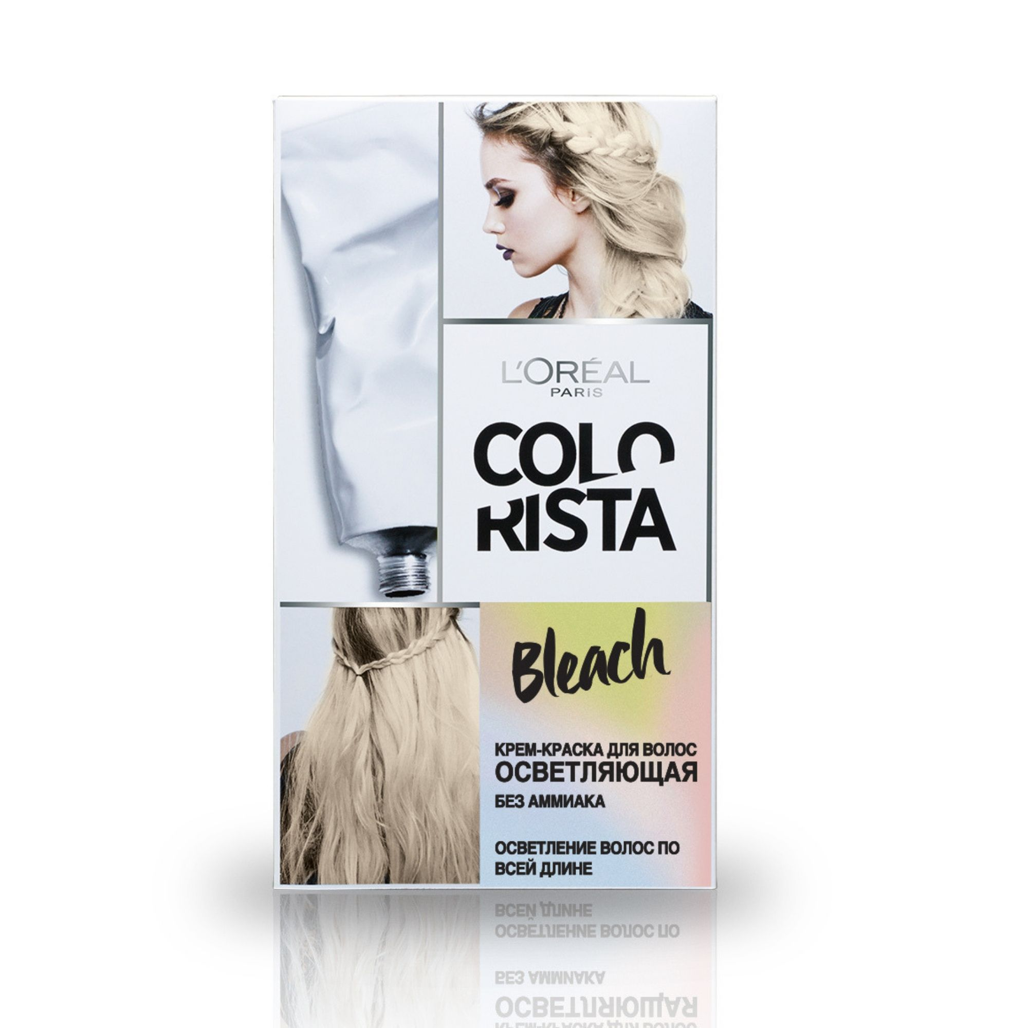 Миниатюра Осветлитель для волос L'Oreal Paris Colorista Effect Bleach 07 №1
