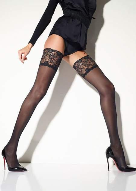 Чулки женские Girardi Vanity черные 4