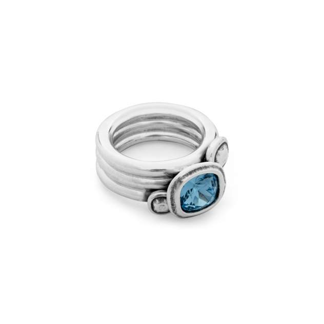 Кольцо Ciclon CN-EMO506, кристаллы
