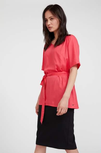 Женская блуза Finn Flare S20-11013, розовый