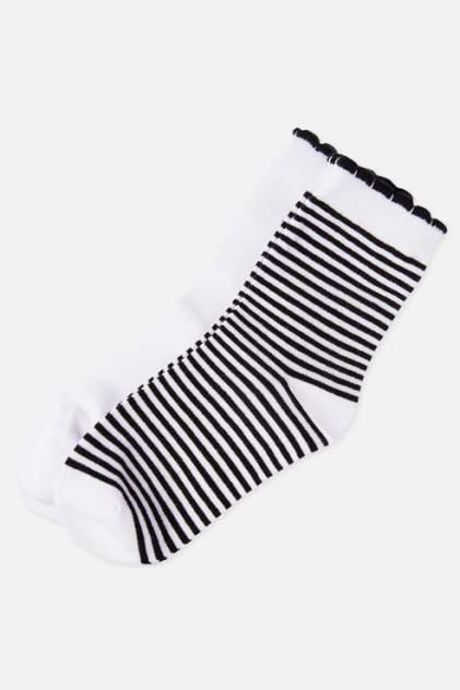 Носки детские 2 пары Play Today, цв. белый; черный р.24