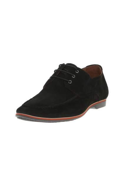Туфли мужские Barcelo Biagi L353-A805 черные 39 RU