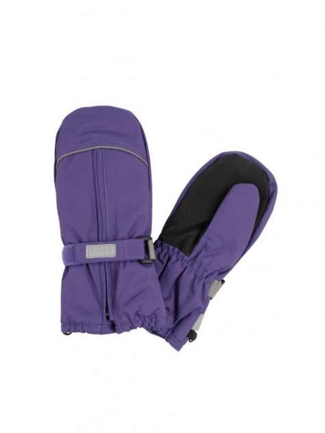 Варежки детские Reike Basic purple, RW20-bs purple, 6 /7 лет/ 13 см
