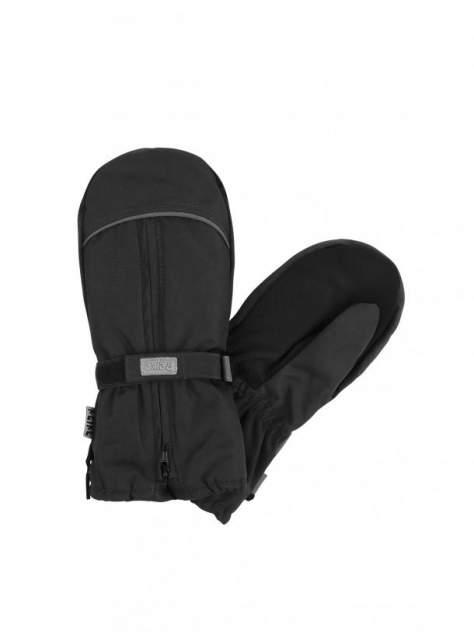 Варежки детские Reike Basic black, RW20-bs black, 8 /11 лет/ 16 см