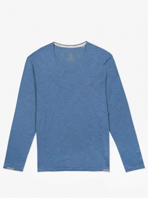 Лонгслив мужской Великоросс L-464 синий 58