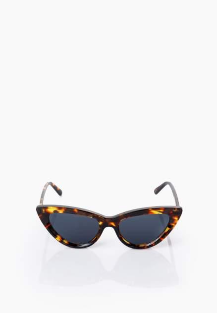 Солнцезащитные очки женские Modis M201A00775V014ONE коричневые