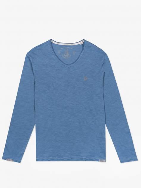 Лонгслив мужской Великоросс L-404 синий 60