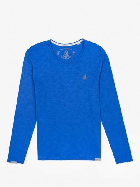 Лонгслив мужской Великоросс L-403 синий 58