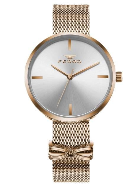 Наручные часы женские кварцевые FERRO, F21045CWT-C