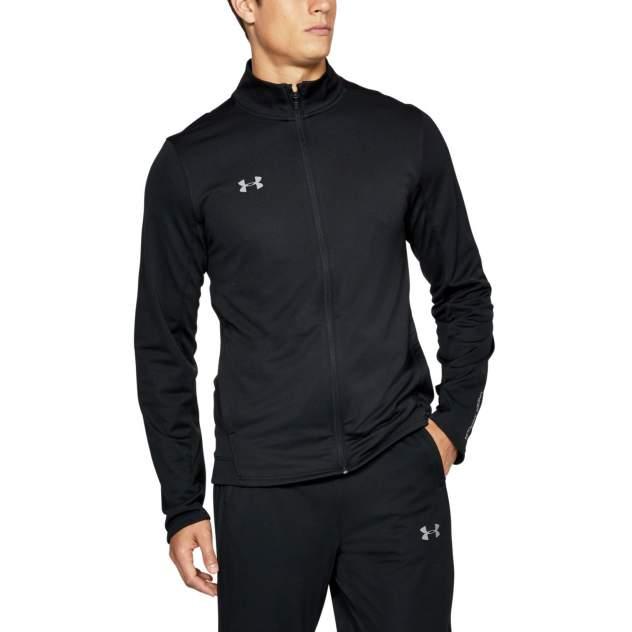 Спортивный костюм Under Armour Challenger Knit Warm Up, 001 черный, XXL