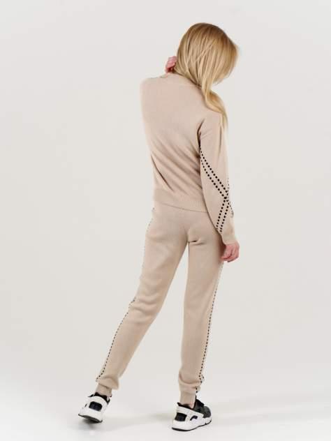 Костюм женский Corona Style 209552 бежевый M