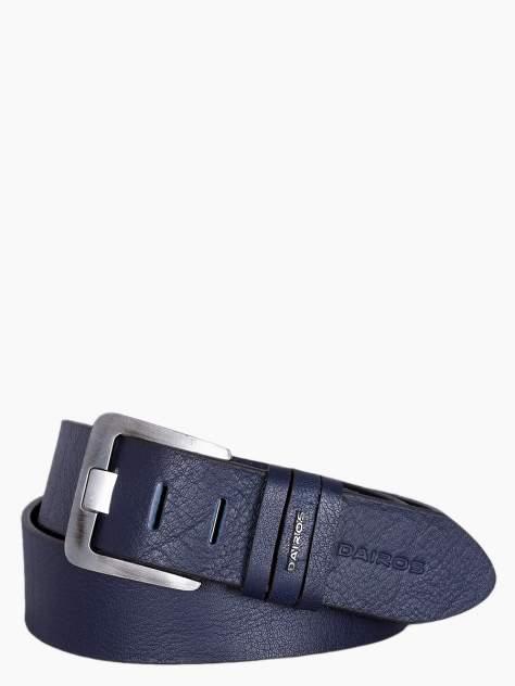 Ремень мужской Dairos GD22500271/130 темно-синий