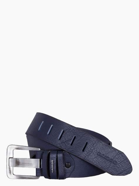 Ремень мужской Dairos GD22500271/125 темно-синий 125 см