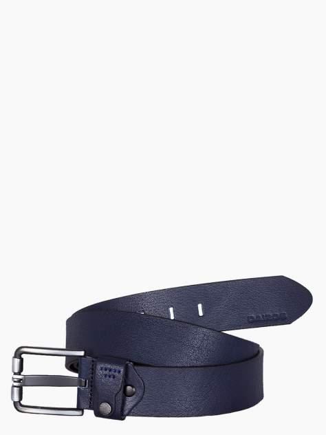 Ремень мужской Dairos GD22500266/130 темно-синий 130 см
