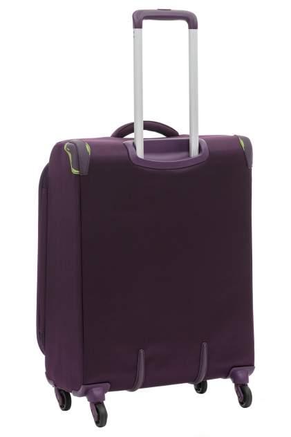 Чемодан Delsey Flight Lite Spinner 65 Exp purple M