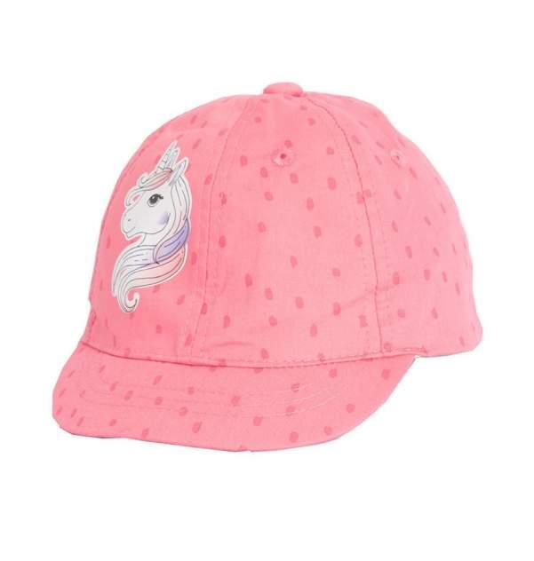 Кепка детская COCCODRILLO, цв. розовый р-р 54