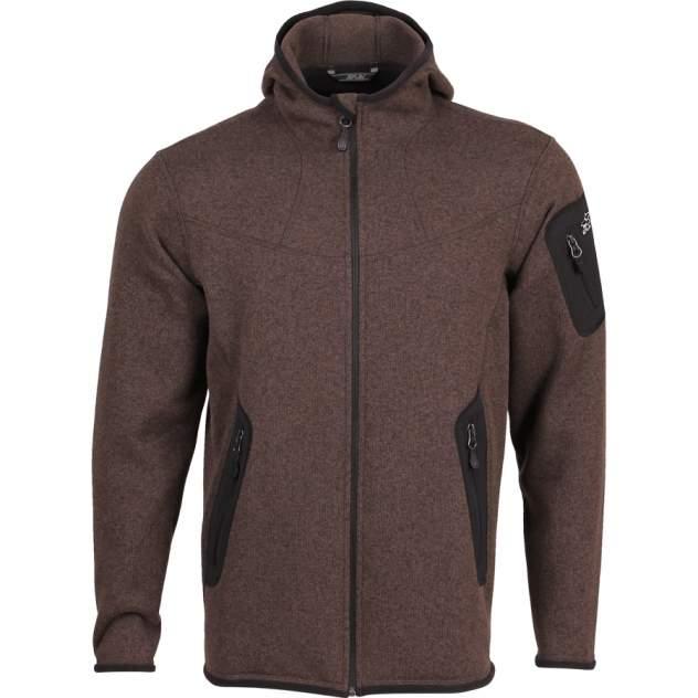 Толстовка Сплав Thermal Pro, коричневый, 44-46/158-164 RU