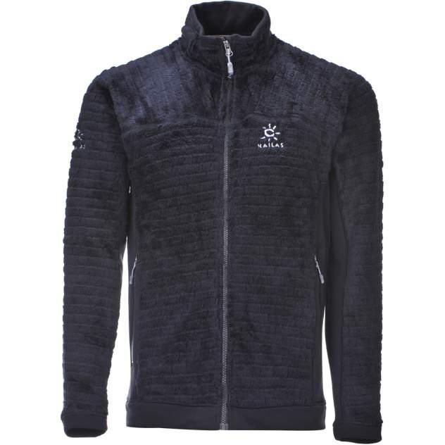 Толстовка Kailas High Loft Fleece Jacket, dark black, XXL INT