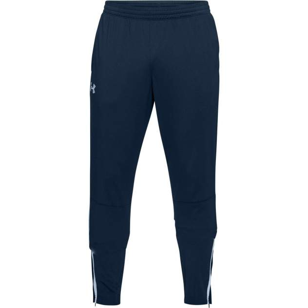 Спортивные брюки Under Armour Sportstyle Pique OH LZ Knit, 408 синие, XXL