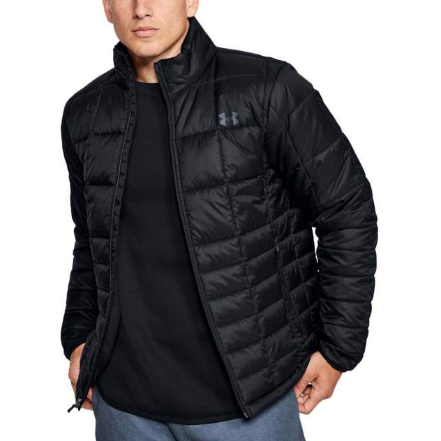 Куртка Under Armour Insulated, 001 черная, MD