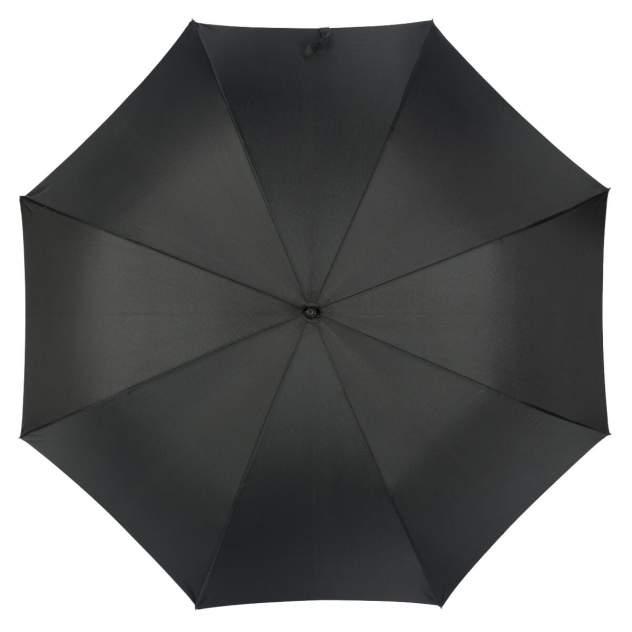 Зонт-трость унисекс полуавтоматический Guy De Jean Bristol черный